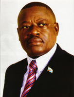 His Excellency Mr. Jean Kamisendu Kutuka - The Governor